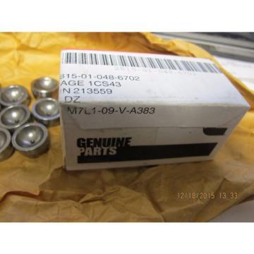 Set of (12) Cummins 213559 Cam Follower Socket NTA855-C360 N14 NH220 NT855 M11 Q
