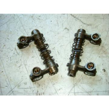 Honda CX500 1980 Valve Rockers / Cam Followers with Springs and Shafts.
