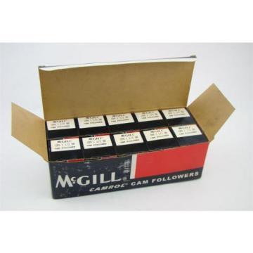 (10) McGill Cam Followers CFH 1 1/2 SB