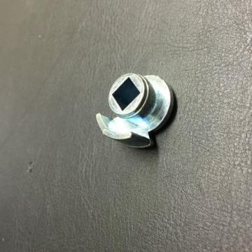 Millenco Upvc Door Lock Replacement Top Cam / Follower For 117mm Lock Repair Cam