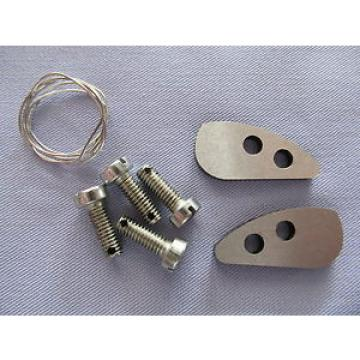NORTON DOMINATOR COMMANDO CAM FOLLOWER TAPPET LOCK PLATE + SCREW KIT 06-8845