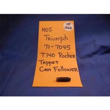 Triumph 71-7045 Rocker Tappet Cam Follower T140 NOS  NP1522