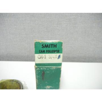 ACCURATE BUSHING CO. / SMITH CR-1-3/4-X NEW CAM FOLLOWER CR134X