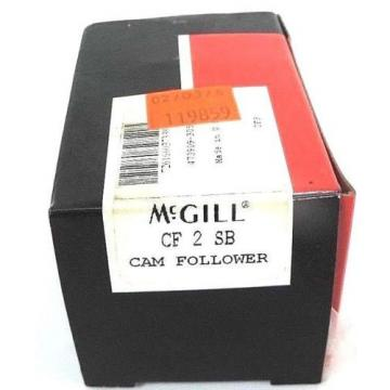 NIB MCGILL CF 2 SB CAM FOLLOWER CF2SB