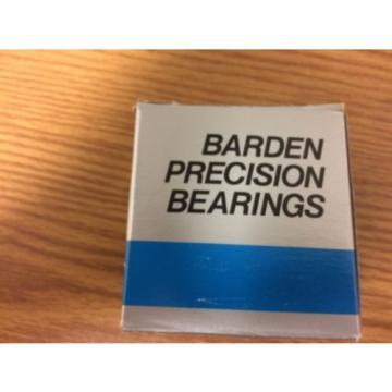 BARDEN 207HMD SUPER PRECISION BEARINGS