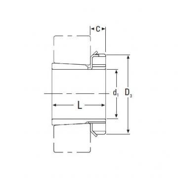 Timken H3144