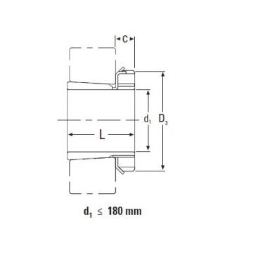 Timken H3128
