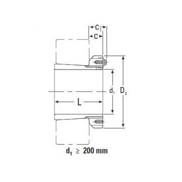 Timken H3080