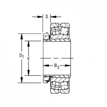 Timken SNP/3092 x 17