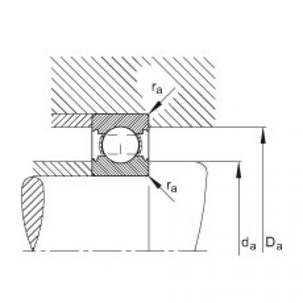 Deep groove ball bearings - 6200-C #2 image