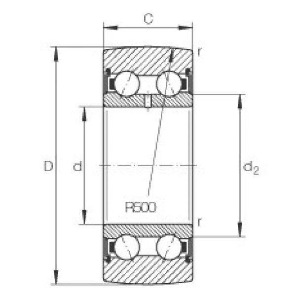Track rollers - LR5005-2RS #1 image
