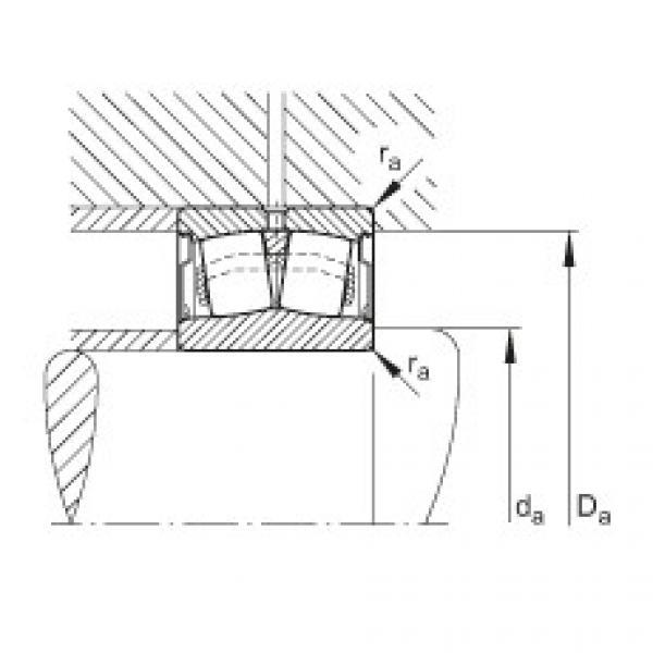 Sealed spherical roller bearings - WS22218-E1-XL-2RSR #2 image