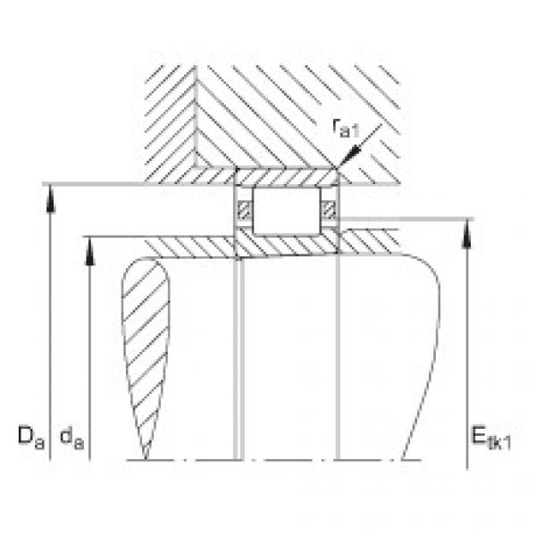 Cylindrical roller bearings - N1088-K-M1-SP