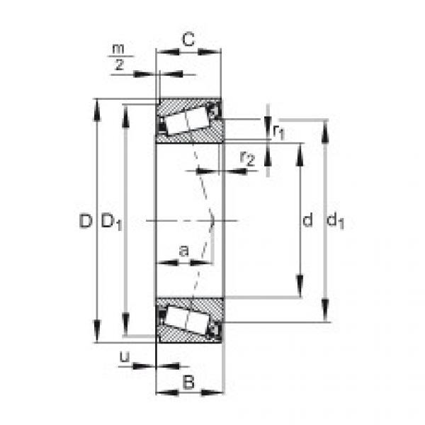Tapered roller bearings - JK0S030