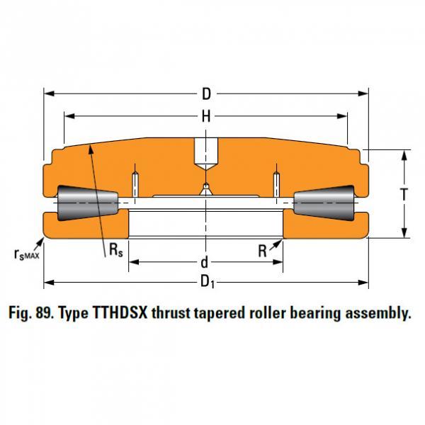Bearing T17020FS-T17020S #2 image