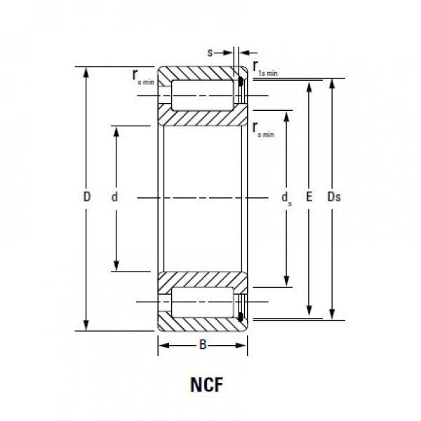 Bearing NNU49/500MAW33 NNU4960MAW33