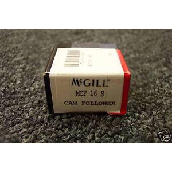 MCGILL MCF 16 S CAM FOLLOWER NEW CONDITION IN BOX