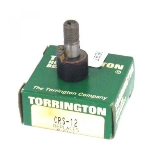 NIB TORRINGTON CRS-12 CAM FOLLOWER CRS12 REPLACES MCGILL CF-3/4-S