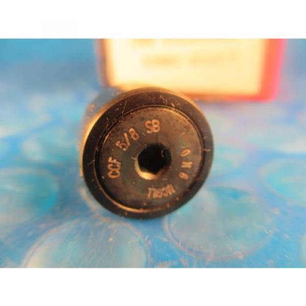 McGill CCF 5/8 SB, CCF5/8 SB CAMROL® Standard Stud Cam Follower