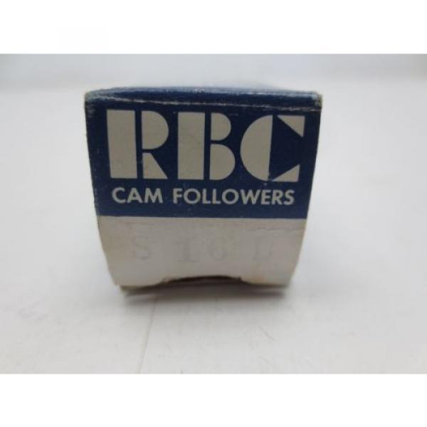 RBC S-16-D Cam Follower