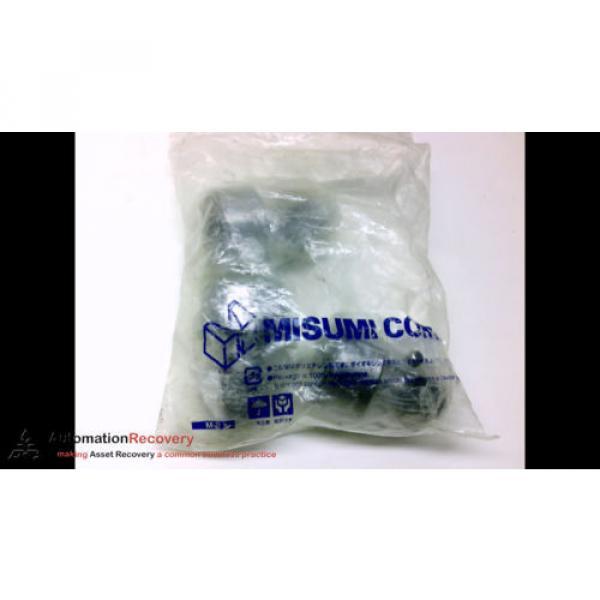 MISUMI CFFA16-35 - PACK OF 3 - CAM FOLLOWER HEXAGON NUT BLACK OXIDE, NEW #183039