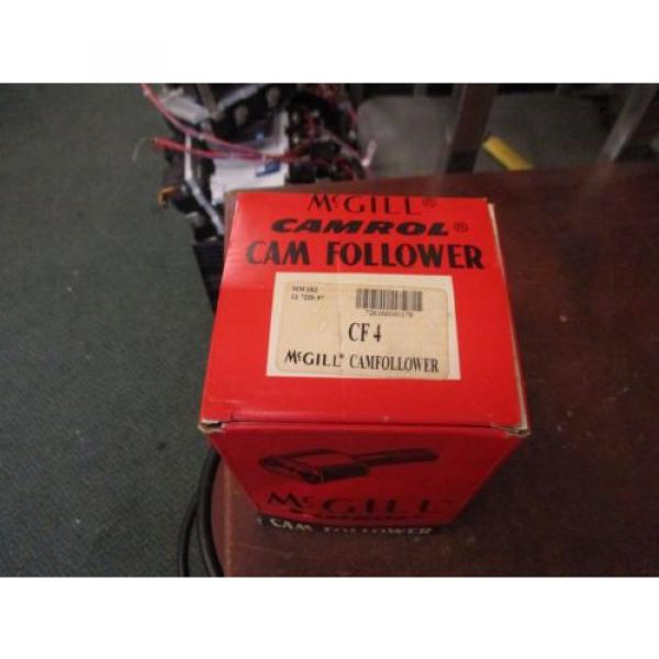 McGill Camrol Cam Follower CF4 New Surplus #2 image