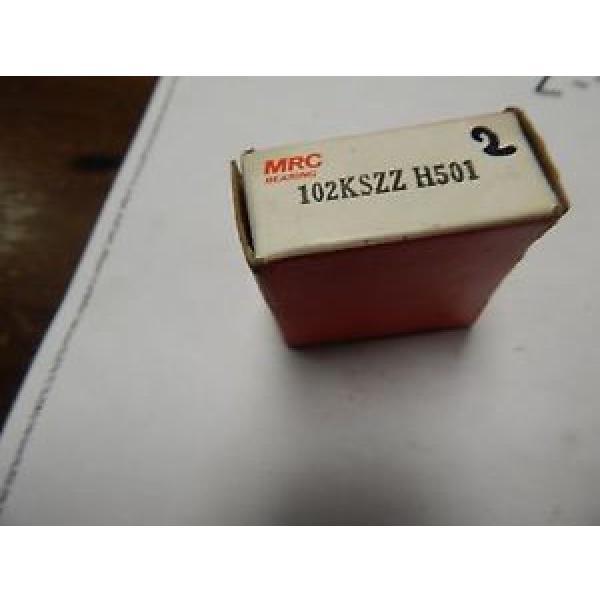 MRC 102KSZZ H501 Bearing Unit #2 #1 image
