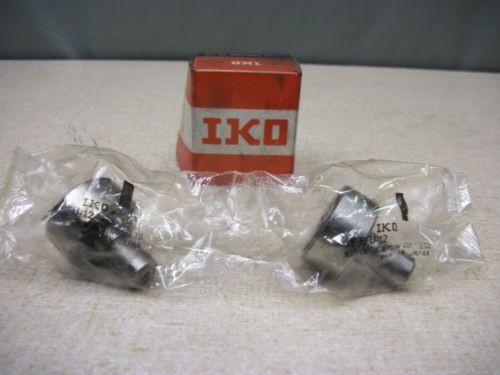 IKO CF-SFU-12 Set Of Two Cam Followers