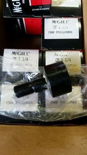 CFH1 1/4 McGill New Cam Follower (10) pieces