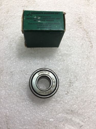 Smith Bearing MYR-17-S Cam Follower Needle Roller Bearing