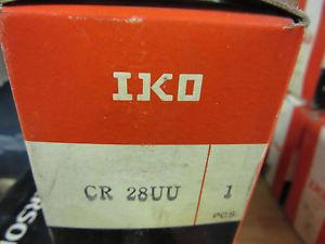 IKO CR28UU Cam Follower NEW!!! in Box Free Shipping