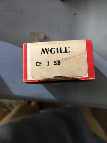 McGill   CF 1 SB  Cam Follower    NEW
