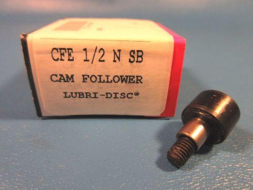 McGill CFE 1/2 N SB Cam Follower Needle Bearing (Torrington, Timken, INA, THK)