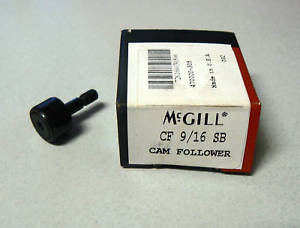 NEW MCGILL CF-9/16-SB CAM FOLLOWER WITH HEX HOLE