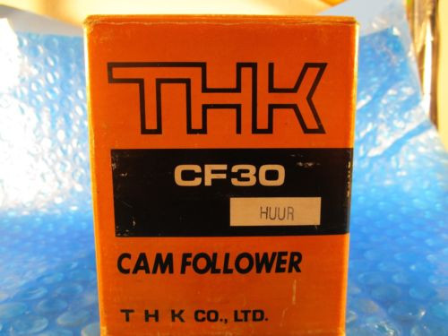 THK CFH30 UUR, 80mm Eccentric Cam Follower (= McGill  MCFR80, INA  KRV80-PP)