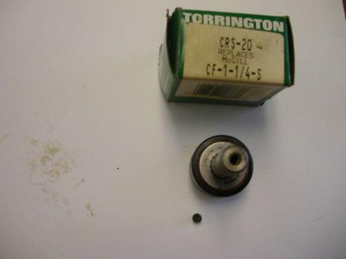 TORRINGTON CRS-20 CAM FOLLOWER BEARING REPLACES MCGILL CF 1-1/4 S  NEW IN BOX