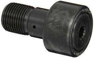 """RBC Cam Follower H48LW 1.500\"""" Outside Diameter, Heavy Duty Stud Type, Hex Head,"""
