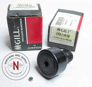 "McGILL CFH-1-3/8-SB CAM FOLLOWER, 1.375"" ROLLER"