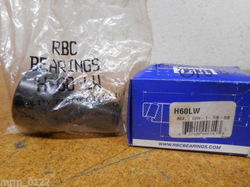 RBC H60LW CFH-1-7/8-SB Cam Follower New