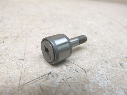 "CAM FOLLOWER,  1/2"" STUD TYPE,  CR-1/2-X,  ACCURATE / SMITH BEARING"
