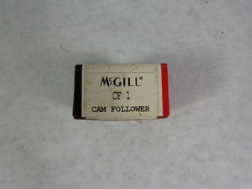 McGill CF-1 Cam Follower ! NEW !