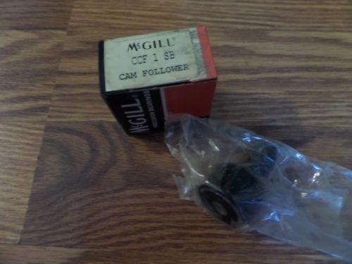 McGill Cam Follower Bearing CCF 1 SB CCF1SB New