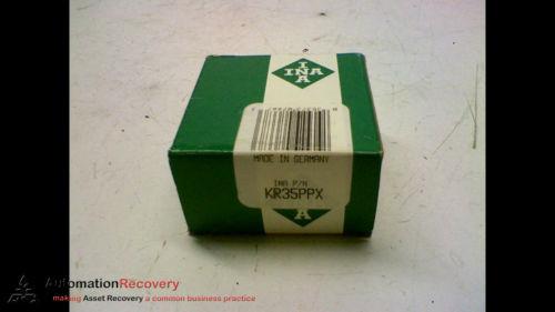 INA KR35PPX CAM FOLLOWER INNER DIMENSION: 16MM OUTER DIMENSION: 35MM, NE #163416