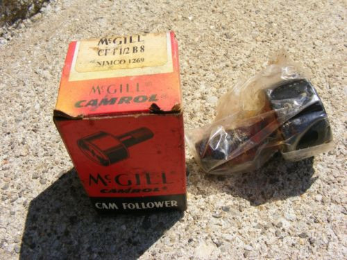McGill CF 1 1/2 B 8 Cam Follower New in Box