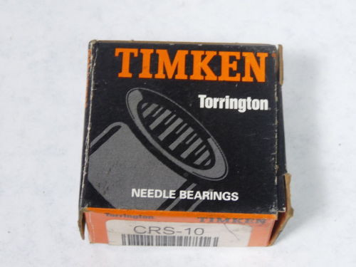 Timken CF-5/8-N-S Needle Roller Bearing Cam Follower 5/8    NEW