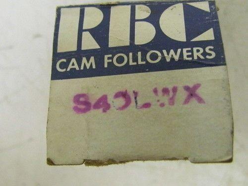 RBC s-40-LWX Cam-Centric Cam Follower Bearing NIB