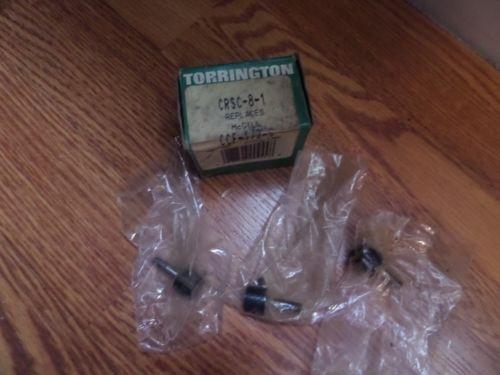 (3) Torrington Cam Follower Bearing CRSC-8-1 CRSC81 Replaces CCF-1/2-S New