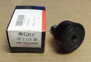 New McGill Cam Follower S-40-LW CF 1 1/4'' SB S40LW