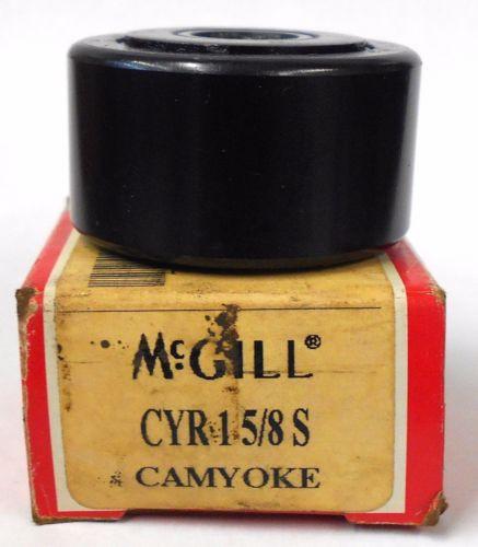 MCGILL PRESISION CYR 1 5/8 S SEALED CAM YOKE FOLLOWER, 0.438 BORE