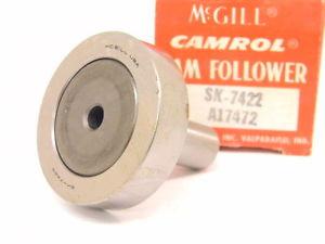 NEW McGILL/CAMROL CAM FOLLOWER ROLLER BEARING SK-7422 (A17472)